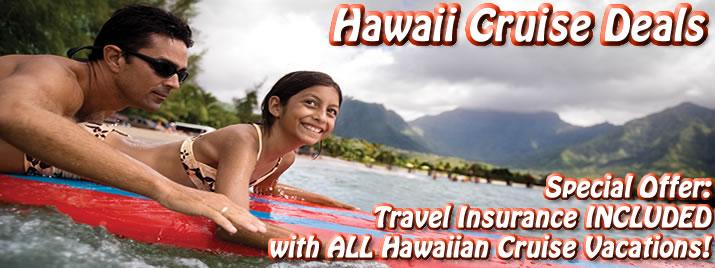 Hawaiian Cruise Deals Discount Hawaii Cruises